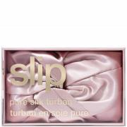 Slip Pure Silk Turban (Various Colours) - Pink