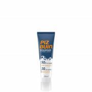 Piz Buin Mountain Sun Cream and Lipstick - Very High SPF 50+