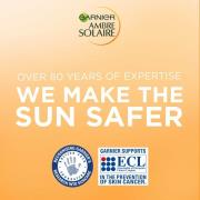 Ambre Solaire Clear Protect Transparent Sun Cream Protection Spray SPF30 200ml