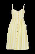 Kjole viNovia S/L Midi Dress