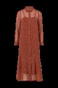 Skjortekjole onlKim LS Dress