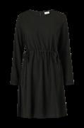 Kjole viSarina L/S Tie Dress