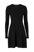 Kjole onlAlma L/S O-neck Dress