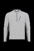 T-shirt Vantage Long Sleeve Half Zip Tech Tee