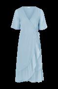 Slå om-kjole viAva 2/4 Wrap Dress