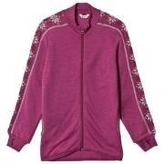 Joha Damson Zip Cardigan Purple 80 cm (9-12 mdr)