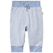 Joha Striped Knit Pants Blue 50 cm (0-1 mdr)