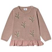 Hust&Claire Pylle Sweater Shade Rose 74 cm (6-9 mdr)