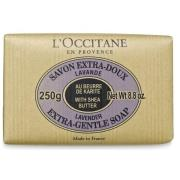 L'Occitane Shea Butter  Shea Soap Lavender  250 g